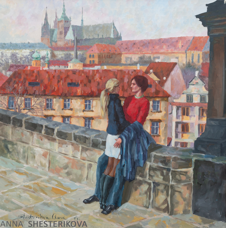 Prague - City of Love